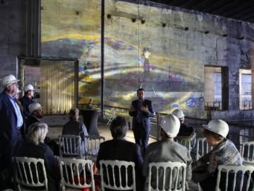 Les « Bassins de Lumières » : nouveau lieu d'expositions numériques à Bordeaux
