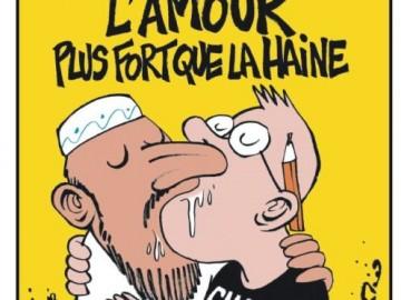 Ce n'est pas un attentat contre Charlie Hebdo, c'est un attentat contre la France