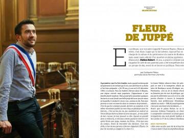 """[Dans la presse] Revue Charles : """"Fleur de Juppé"""""""