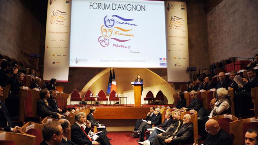L'ICART partenaire du Forum d'Avignon !